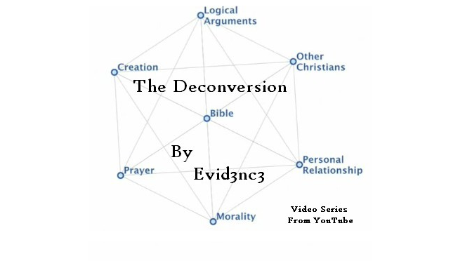 Religious de-conversion stories on the web